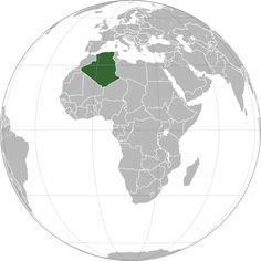 SVS : Algeria Country Info  #Algiers  #Algeria  #country #destination