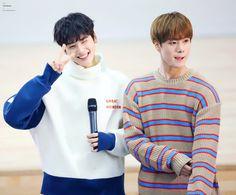 [01.12.16] Sangam Fansign Event - EunWoo e MoonBin