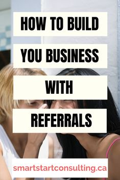 It's hard to build your business from scratch. find out how to build it using this referral guide! Salon Business, Business Design, Business Ideas, Marketing Materials, Marketing Ideas, Brow Artist, Referral Cards, Massage Room, Diy Spa