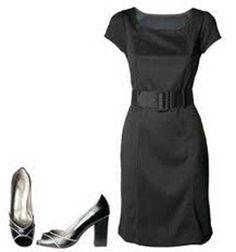Modelos de Vestidos Tubinho Curtos e Longos