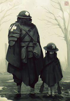 Support by DeadSlug on DeviantArt