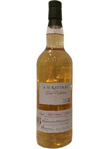 Mortlach 16 Year Old Single Malt #Scotch Whisky (A.D. Rattray Cask Collection)   @Caskers