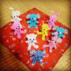 ハンドメイド:♡Animals beads♡