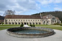 Cistercian Abbey of Fontenay (France)