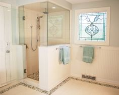 A Space Transformed - traditional - bathroom - chicago - by The Kitchen Studio of Glen Ellyn