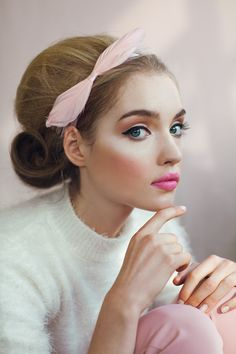 Pretty in Pink by Sara Melotti #pink #fashionphotography #editorial