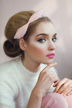 Těžko se s tím bojuje - tento make-up je prostě roztomilý. Chcete ho taky umět? Přihlašte se na kurz na www.vizazprotvar.cz