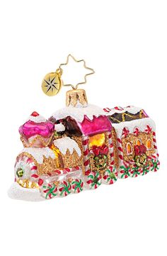 Candy Train Ornament - Ornament Reviews