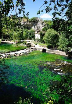 Fontaine-de-Vaucluse -