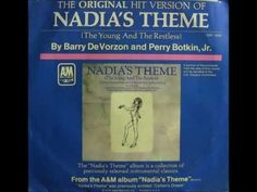 """1976"" ""Nadia's Theme"" (Originally ""Cotton's Dream""), Barry De Vorzon & Perry Botkin, Jr. - YouTube"