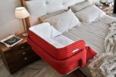 arms reach co sleeper sleigh bed - Google Search