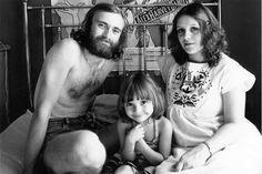 Phil Collins. daughter Joely and Andrea Bertorelli.