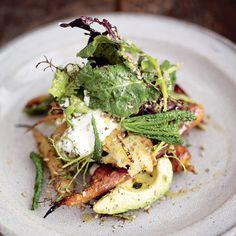 Салат из моркови с авокадо - кулинарный пошаговый рецепт с фото на KitchenMag.ru