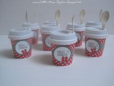 Little-Miss-Sophie.  Stampin up. Verpackung.  Coffee to go