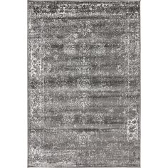 You'll love the Ford Dark Gray Area Rug at AllModern - With Great Deals on modern Décor  products and Free Shipping on most stuff, even the big stuff.