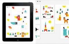 5 nuevas aplicaciones del Ipad / Iphone para niños | Bebestilo