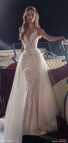 Dany Mizrachi Fall 2018 Wedding Dress