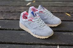 """Bodega x Saucony Shadow 6000 """"Sweater Pack"""""""
