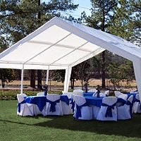 King Canopy 12 x 20 ft. Expandable Canopy - Is the summeru0027s sun threatening to evaporate your outdoor fun? The King Canopy 12 x 20 ft. & Gazebo canopy | 1901 Decor Ideas | Pinterest | Gazebo canopy ...