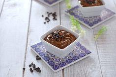 Crema al cioccolato al microonde