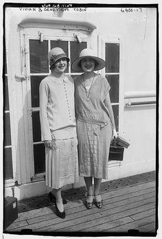 Vivian  Genevieve Tobin 1920's