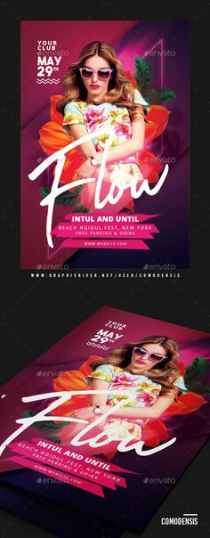 111 best club flyers images poster advertising flyer design