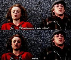 I love The Notebook.