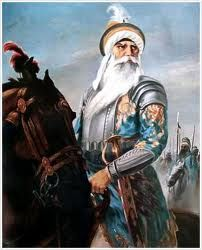 The mighty mighty Sikh warriors