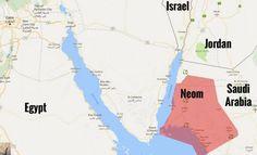 Introducing Neom, the 500 billion-dollar, ultra-high tech future megacity of Saudi Arabia