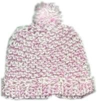 Free baby knitted hats