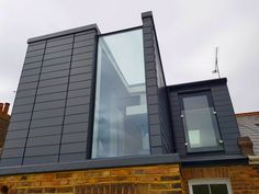 Building Extension, House Extension Design, Roof Extension, Bungalow Extensions, House Extensions, Loft Room, Bedroom Loft, Contemporary Architecture, Architecture Design