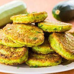 Low Carb Zucchini-Pancakes