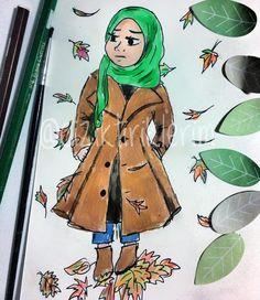 yaprağı savunuyorum çünkü düştüğünü gördüm 🍁 . . #çizim #illustrasyon #illustration #ciziktiriklerim #resim #myart #drawing #sketching #instaart #watercolor #painting #instaartist #art #cartoonarts #cizgisizkagitlar #artoftheday #instadraw #instaartist #yaprak #yapraklar #sonbahar #autumn #fall #fallenleaves #leaves #fabercastell #trenckot