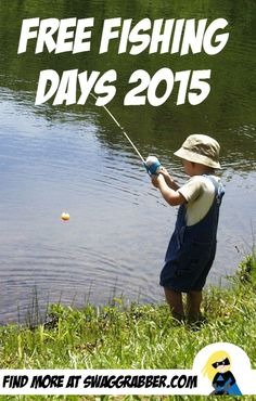 licensing fishing free days