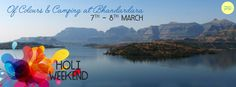 Camping at Bhandardara on 7th & 8th March with Mapping Journeys! (Holi Weekend) #California #tripoto #Nature #travel