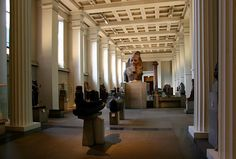1759 – The British Museum opens. | The British Museum | London, England | World For Travel