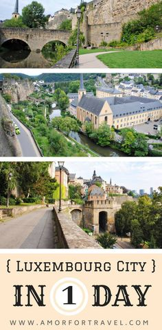 Luxembourg is easily