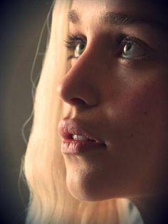 Emilia Clarke, one of the most beautiful women in the world: Daenerys Targaryen