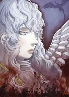Tags: DigitalART Manga Fanart Anime Berserk Griffith Hawk of Darkness White Hawk Band of the Hawk Neo Apostle Nosferatu Zodd Zoddo Immortal