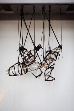 Shibari Lighting von Katerina Handlová   Prototypen