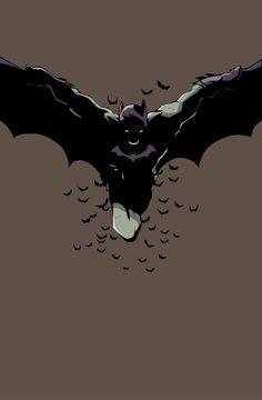 Batman by Lee Garbett