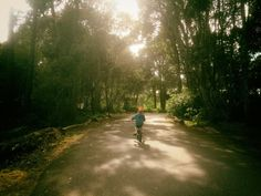 For my autistic son, freedom on two wheels
