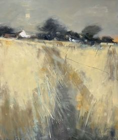 Abstract Landscape, Landscape Paintings, Abstract Art, Landscapes, Farm Art, Countryside, Fields, Art Projects, Drawings