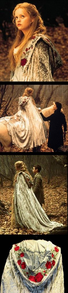 sleepy hollow cape (colleen atwood, costume design)