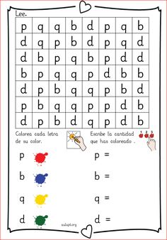 Bildergebnis für werkblad letter p Speech Language Therapy, Speech And Language, Kids Education, Special Education, Dysgraphia, Vision Therapy, Worksheets For Kids, Phonics, Preschool Activities