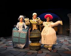 Madame de la Grande Bouche, Lumière and Mrs. Potts | Flickr