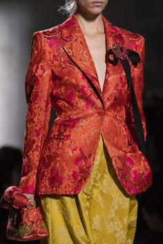 Dries Van Noten Spring 2020 Ready-to-Wear Fashion Show - Vogue Fashion 2020, High Fashion, Fashion Show, Fashion Outfits, Womens Fashion, Fashion Trends, Fashion Weeks, London Fashion, Stylish Outfits