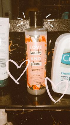 #aesthetic #shampoo