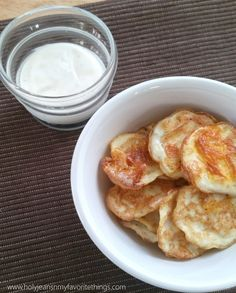 Low Carb Snack: Low Carb Egg Chips - Holyjeans & My Favorite Things