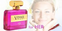 Voyage Femme for HER (100 ml Spray) for 39 AED.  to check/buy the product, click on the below link: http://www.kobonaty.com/products/deal/kobonaty-direct/929/